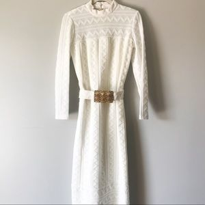 Vintage Sweater Dress from Montgomery Wards